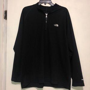 Men's half-zip jacket